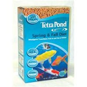 Tetra Pond Spring / Fall Pond Fish Food