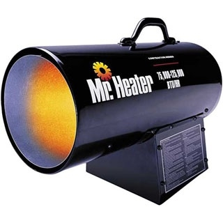 Mr. Heater 125 BTU Propane Heater