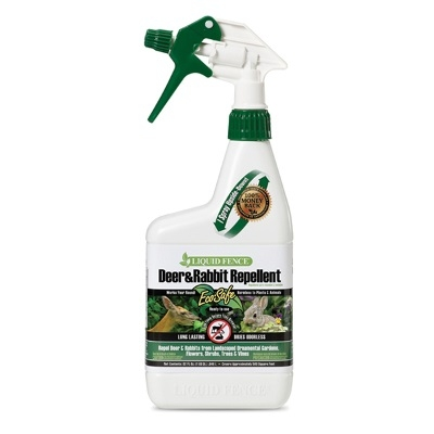 Liquid Fence Deer and Rabbit Repellent Spray 32 oz