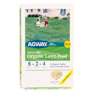 Agway® Nature's Way Organic Lawn Food