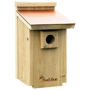 Audubon Bluebird House w/ Copper Roof