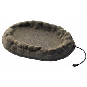 $10 off Oasis Heated Ground Birdbath