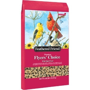 Feathered Friend Flyers Choice, 40# - $30.88