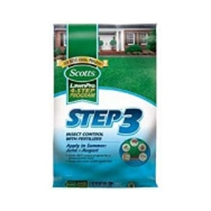 Scotts Lawn Pro Step 3 Insect Control And Fertilizer 15m