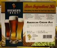 AMERICAN CREAM ALE CLASSIC KIT