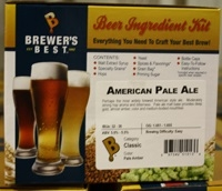 AMERICAN PALE ALE CLASSIC KIT