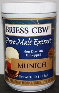 BRIESS MUNICH MALT 3.3LB CANISTER