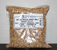 BRIESS SP ROAST MALT 1LB