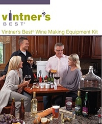 VINTNERS BEST ONE GALLON WINE EQUIP KIT