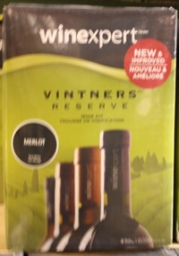 WINE KIT 10L MERLOT VINTNERS