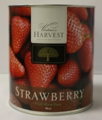 FRUIT BASE 96OZ STRAWBERRY VINTNER