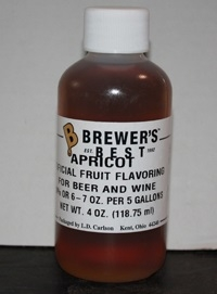 EXTRACT 4OZ APRICOT FLAVOR