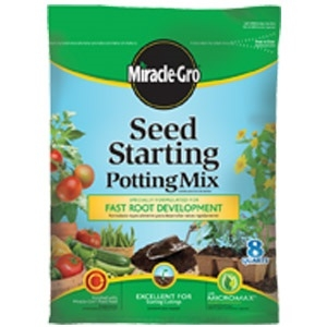 Miracle-Gro® Seed Starting Potting Mix