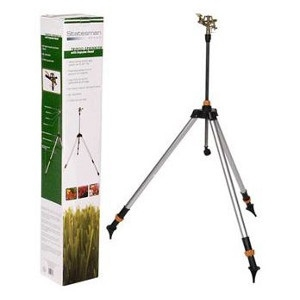 Statesman Tripod Sprinkler with Impulse Head