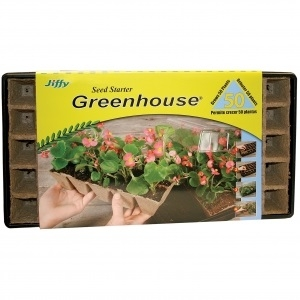 Jiffy Professional Greenhouse - 50 Plants
