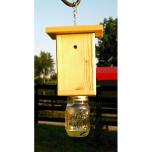 Wood Bee Gone - Carpenter Bee Trap