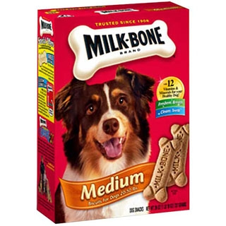 Milk Bone Original Medium Dog Biscuits, 10 lbs.
