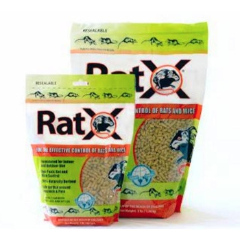 RatX All Natural Rodent Bait