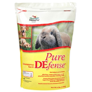 Pro Pure Defense Diatomaceous Earth, 4 lbs.