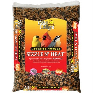 Wild Delight Sizzle 'N Heat Bird Seed, 5 lbs.