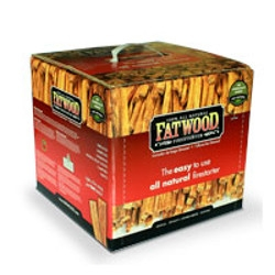 Fatwood Colorbox Firestarters, 15 lbs.