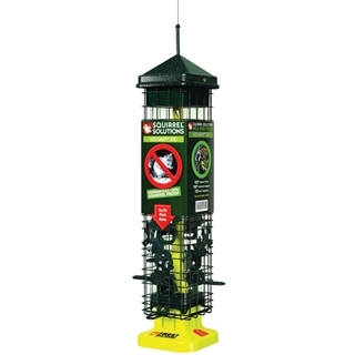 Squirrel Solutions Seed Saver 200 Wild Bird Feeder