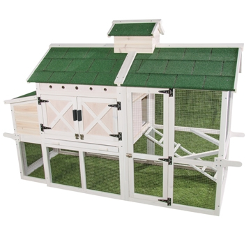 Chateau Chicken Coop