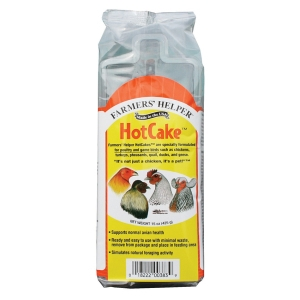 Farmer's Helper HotCake Supplement Chicken Treat