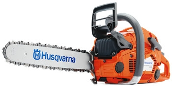 HUSQVARNA 555AT CHAINSAW