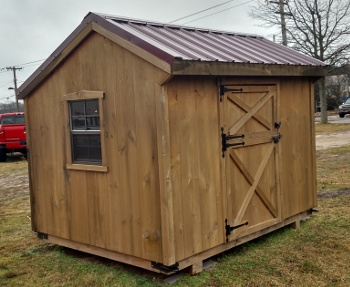 SMALL ANIMAL SHED 6'X8'