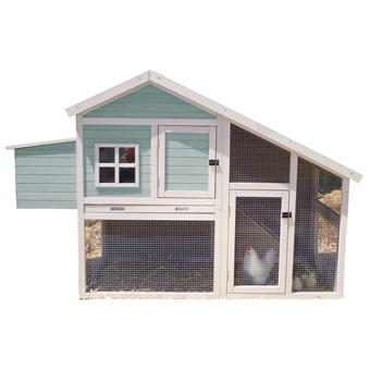 Precision Pet Nantucket Chicken Coop