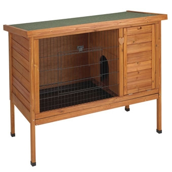 WARE PREMIUM PLUS RABBIT HUTCH 48 IN LARGE