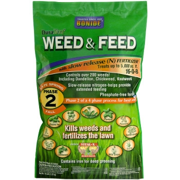 Phase 2 Weed & Feed Fertilizer, 5k