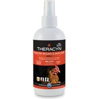 Theracyn Poultry Wound Care Spray, 8 oz.