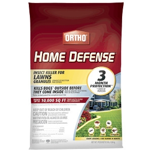 Ortho® Home Defense® Insect Killer for Lawns Granules, 10 lbs.