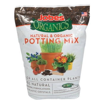 Jobe's Organics Potting Mix, 2 cu. ft.
