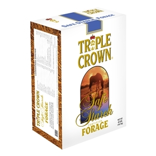 Triple Crown Safe Starch Forage for Horses, 40lbs.