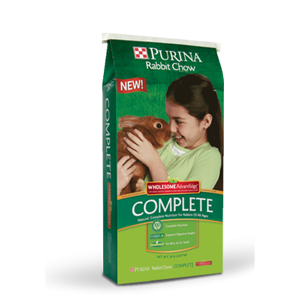 Purina® Rabbit Chow®, 25 lbs.