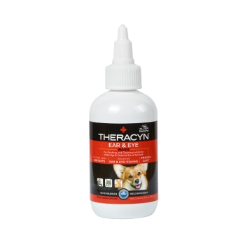 Theracyn™ Animal Ear & Eye Wash, 3 oz.