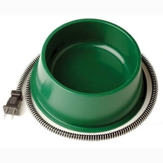 Heated Pet Bowl, 25 watts