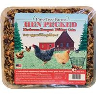 Hen Pecked Mealworm Cakes, 1.75 lbs.
