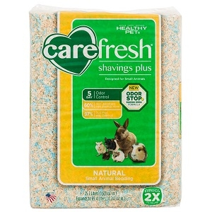 Carefresh Shavings Plus Bedding, 69.4 Liters