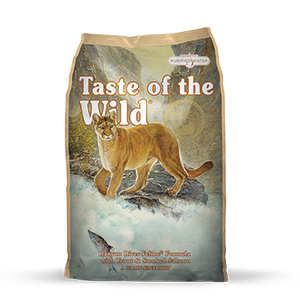 Taste of the Wild Canyon River Feline Formula, 5 lbs.