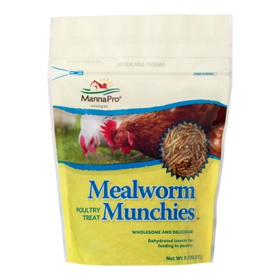 Manna Pro® Mealworm Munchies, 10 oz.