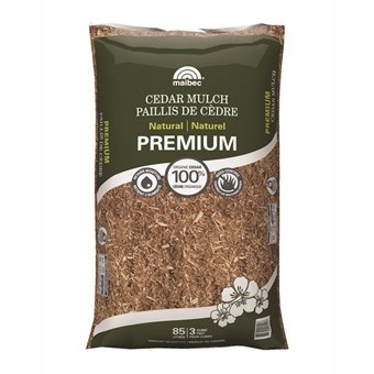 Cedar Mulch 2 cu ft Natural