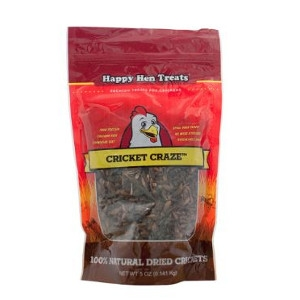 Happy Hen Cricket Craze 5oz