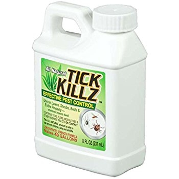 Tick Killz 8oz Concentrate
