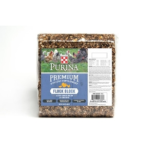 Farm Flock 25lb Poultry Block