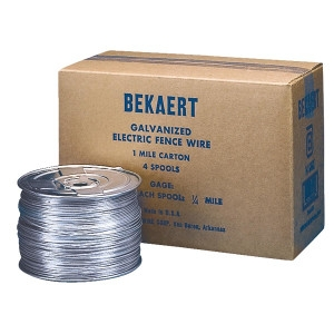 Electric Fence Wire 17 ga ¼ Mile Beakert