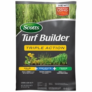Scotts Triple Action 16-0-1 Fertilizer 4k